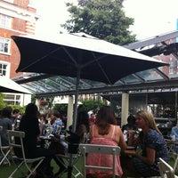 Photo taken at Bluebird by SEVDA LONDON on 8/26/2012