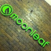Photo taken at Moonleaf Tea Shop by Chad A. on 6/12/2011