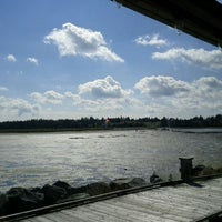 Photo taken at Boon Docks Dining Room & Lounge by Becca H. on 9/25/2011