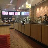 Photo taken at Boloco by emma t. on 11/14/2011