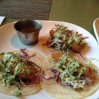 Photo taken at Delius Restaurant by Carol on 8/9/2012