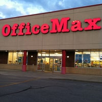 Photo taken at OfficeMax - CLOSED by T L. on 8/18/2011