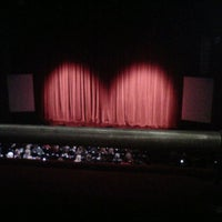 Photo taken at Teatro Astral by Julian R. on 9/9/2012