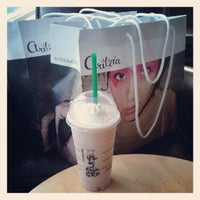 Photo taken at Starbucks by Danielle on 9/2/2012