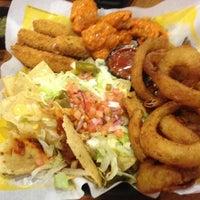 Photo taken at Buffalo Wild Wings by Ellen C. on 5/11/2012