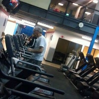Photo taken at LA Fitness by Vic N. on 1/9/2012