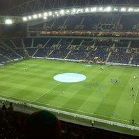 Photo taken at Estádio do Dragão by Carlos A. on 10/7/2011