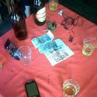 Photo taken at Bar do Bin Laden by Felipe D. on 9/7/2012