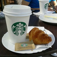 Photo taken at Starbucks by Andreea D. on 4/23/2012