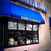Photo taken at Blueberry Hill Breakfast Cafe by Big John K. on 12/27/2011