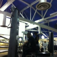 Photo taken at LA Fitness by Calvert A. on 12/20/2011