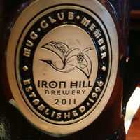 Photo taken at Iron Hill Brewery & Restaurant by Chuck on 7/5/2011