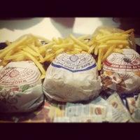 Photo taken at Burger King by Luis S. on 1/28/2012