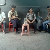 Photo taken at Sate Keroncong Jatinegara by benedictus h. on 10/2/2011