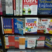 Photo taken at Gramedia by Ali A. on 12/6/2011