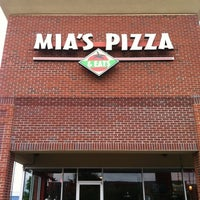 Photo taken at Mia's Pizza & Eats by Russ M. on 7/15/2011