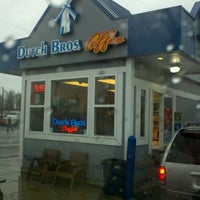 Photo taken at Dutch Bros. Coffee by Tim T. on 1/20/2012