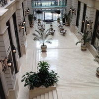 Photo taken at Corinthia Hotel Budapest by Steven D. on 9/7/2012