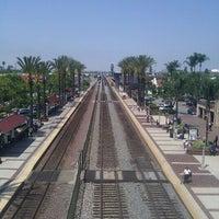 Photo taken at Metrolink Fullerton Station by Duwayne M. on 5/10/2012