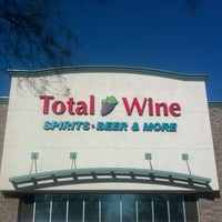 Photo taken at Total Wine & More by Carrie C. on 12/26/2011
