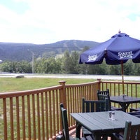 Photo taken at Fabyans Station Restaurant by Bretton Woods on 7/22/2011