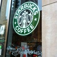 Photo taken at Starbucks by Marzia K. on 6/9/2011