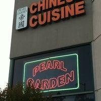 Photo taken at Pearl Garden Restaurant by Hiten V. on 6/3/2012