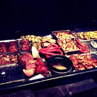 Photo taken at Hard Eight BBQ by Molly W. on 4/6/2012