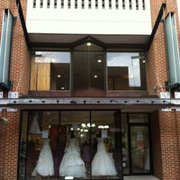 Photo taken at West Main Bridal and Couture by Emily A. on 2/24/2012