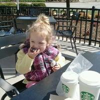 Photo taken at Starbucks by Amber N. on 4/21/2012