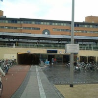 Photo taken at Station Hilversum by Harry T. on 9/12/2011