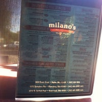 Photo taken at Milano's Atlantic City Subs by Ty K. on 9/15/2011