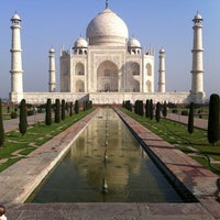 Photo taken at Taj Mahal by Mitchell M. on 2/29/2012