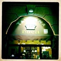 Photo taken at La Taverna Del Duca by francesco m. on 3/12/2012