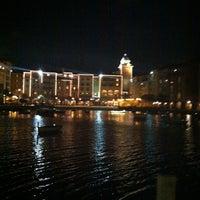 Photo taken at Loews Portofino Bay Hotel at Universal Orlando by Michael V. on 5/23/2012