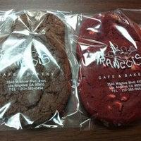 Photo taken at Francoisa Bakery by Jennifer H. on 2/16/2012