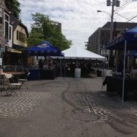 Photo taken at Thayer Street by Kasia on 5/6/2012