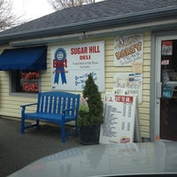 Photo taken at Sugar Hill Sub & Deli by ⚡ The G. Man ⚡ on 4/1/2012