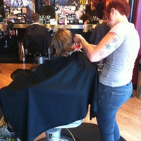 Photo taken at Floyd's 99 Barbershop by Alan G. on 7/3/2012