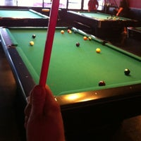 Photo taken at Peabody's Billiards & Games by Jameson S. on 7/24/2012