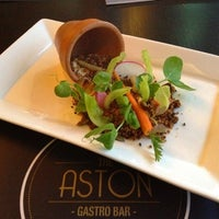 The Aston Gastro Bar