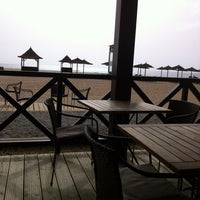 Photo taken at Melia Tortuga Beach by Morena on 5/22/2012