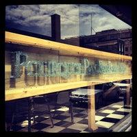 Photo taken at Pourquoi Pas Espresso Bar by Nicolas M. on 4/25/2012