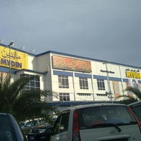 Photo taken at Mydin Mall by MyF1011 R. on 8/27/2012