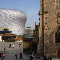 Photo taken at Bullring Shopping Centre by Krasen S. on 3/23/2012
