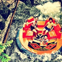 Photo taken at Sunway Lagoon by Simon C. on 5/18/2012