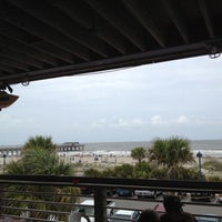 Photo taken at Fannies On The Beach by Brandy T. on 5/13/2012