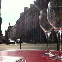 Photo taken at Café Étienne Marcel by Pierre L. on 3/20/2012