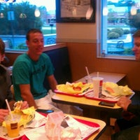 Photo taken at McDonald's by Justin B. on 8/19/2012