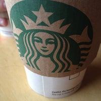 Photo taken at Starbucks by Frankie G. on 2/12/2012